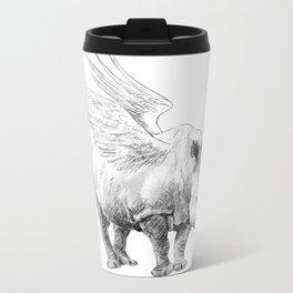 rhino Metal Travel Mug