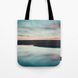 a place free from heartbreak Tote Bag