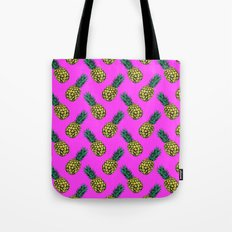 Neo-Pineapple - Miami Tote Bag