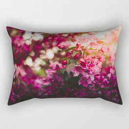Nature Is Our Mother Rectangular Pillow