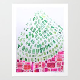 Christmas Cheer Art Print