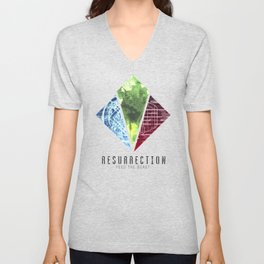 Resurrection Unisex V-Neck