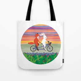 Hill Country Joyride Tote Bag