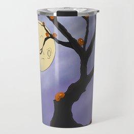 The Halloween Tree Travel Mug