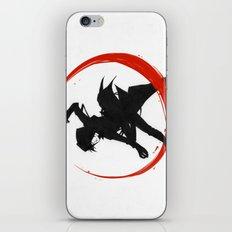 Assassin iPhone & iPod Skin