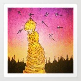 Sunrise Serenade Art Print