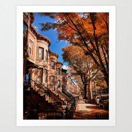 Brooklyn, Bay Ridge Art Print
