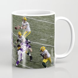Viking vs Packer Coffee Mug