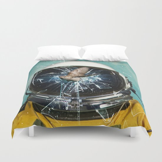 the escape 2 Duvet Cover