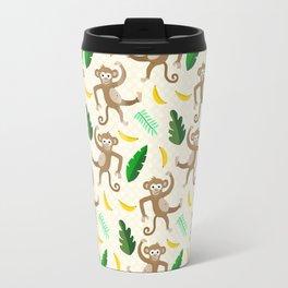 monkey see monkey do Travel Mug