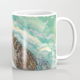 Two Otters Coffee Mug