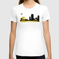pittsburgh T-shirts featuring Pittsburgh Browncoats by Caroline Moore