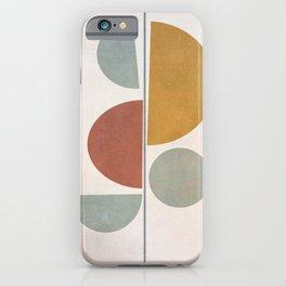 Geometrica Flor  iPhone Case