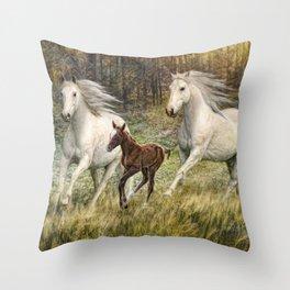 Connemara Heritage Throw Pillow