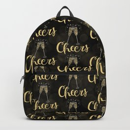 Cheers To The New Year Backpack