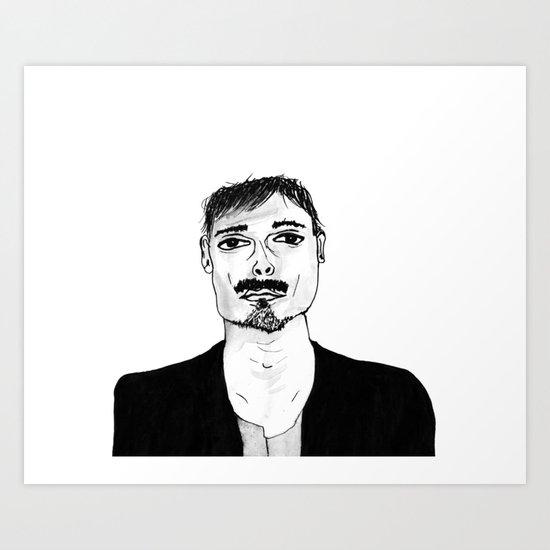 Serbia Art Print