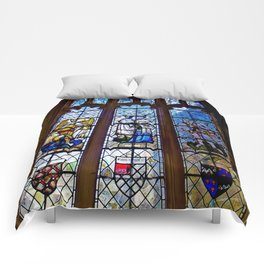 Stained Glass Comforters