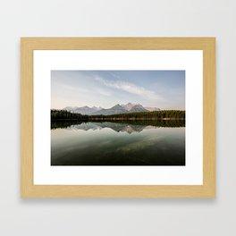 Herbert Lake Framed Art Print