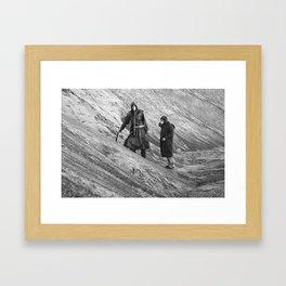 Nuclear Dawn 2014 Framed Art Print