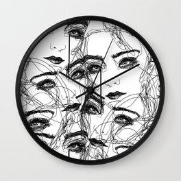 oooooo Wall Clock