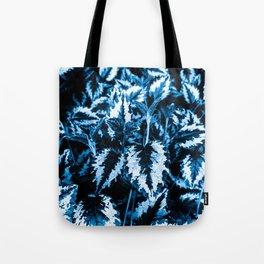 Flora exotica - midnight Tote Bag