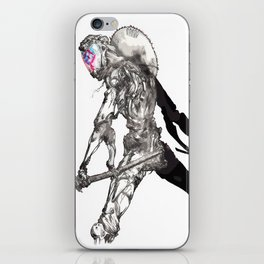 Oroshi Grandpa Full Power iPhone Skin