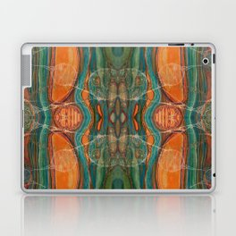 Lively Synapses (Amplified Current) (Reflection) Laptop & iPad Skin