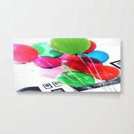 Balloons~ Metal Print