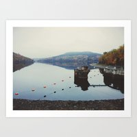 vermont Art Prints featuring Vermont by Roger Sieber