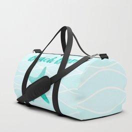 Beach Bum Glam Duffle Bag