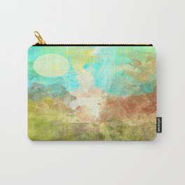 Southwestern Sky Moon Carry-All Pouch