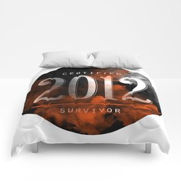 2012 Suvivor Comforters