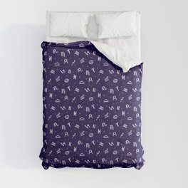 Symbols of Astrology Comforters
