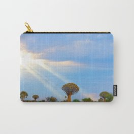 Quiver Tree Forest, Namibia, Africa Carry-All Pouch
