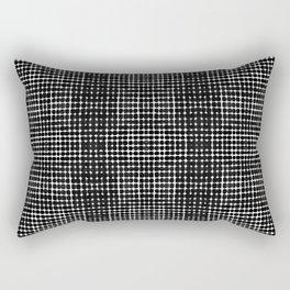 Deelder Black Rectangular Pillow