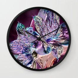Lily20161001 Wall Clock