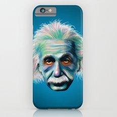 Colorful Einstein iPhone 6s Slim Case