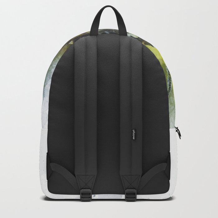 Watercolor Turtle Backpack