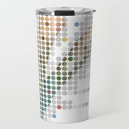 Pixel Legs Travel Mug