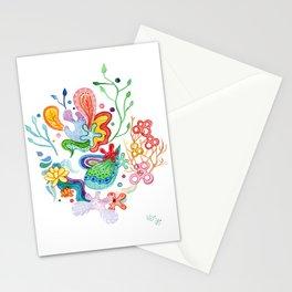 Aquatic Mood Stationery Cards