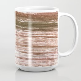 Light taupe abstract watercolor background Coffee Mug
