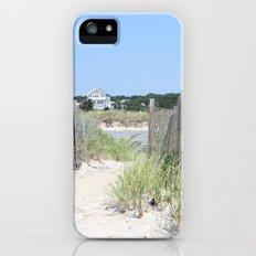 Beach Path Slim Case iPhone (5, 5s)