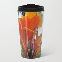 Floral Service Travel Mug