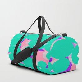 Lotus Pond Bubble Gum Punch Duffle Bag