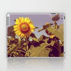 The happy flower! Laptop & iPad Skin