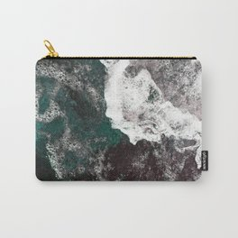 Abstract Sea, Water Carry-All Pouch