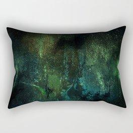 BRUSHSTROKE Rectangular Pillow