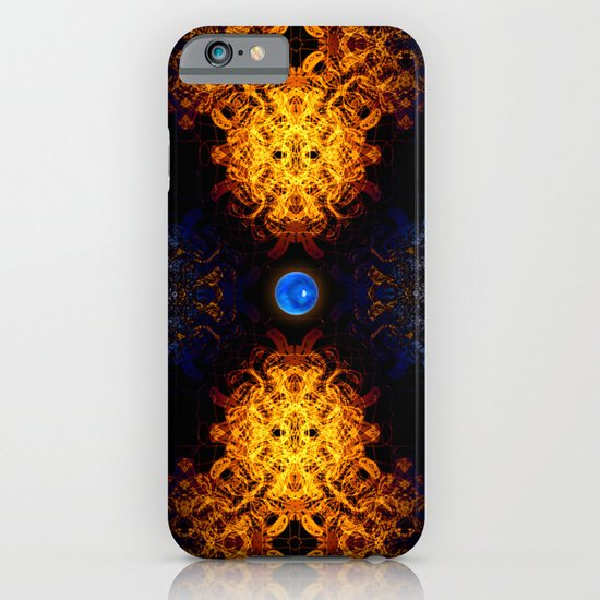 Earth And Fire iPhone & iPod Case