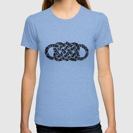 Kanji Calligraphy Art : Japanese Lucky Charm T-shirt