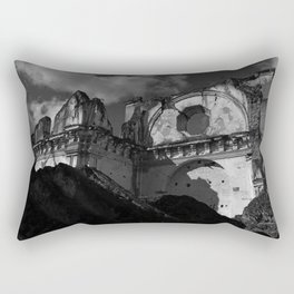 Last Wall Standing Rectangular Pillow